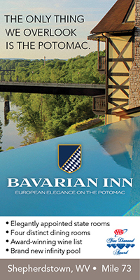 Bavarian Inn, Shepherdstown WV
