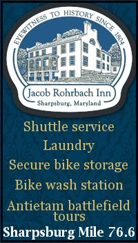 Jacob Rohrbach Inn, Sharpsburg MD