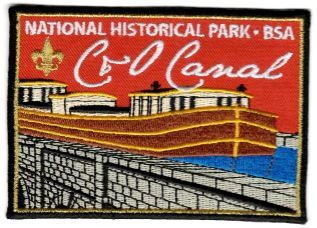 C&O Canal Patch